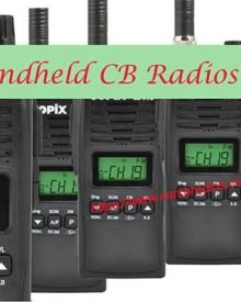 Best Handheld CB Radios of 2018
