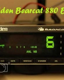 Review Uniden Bearcat 880 By Experts