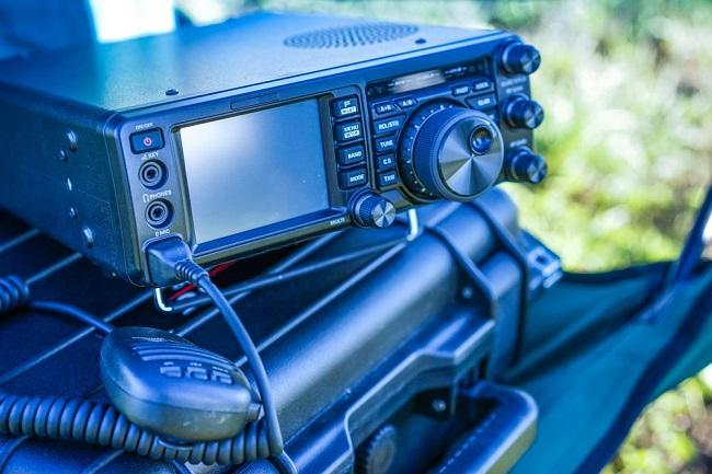 Why use the 10-4 code on the Radio
