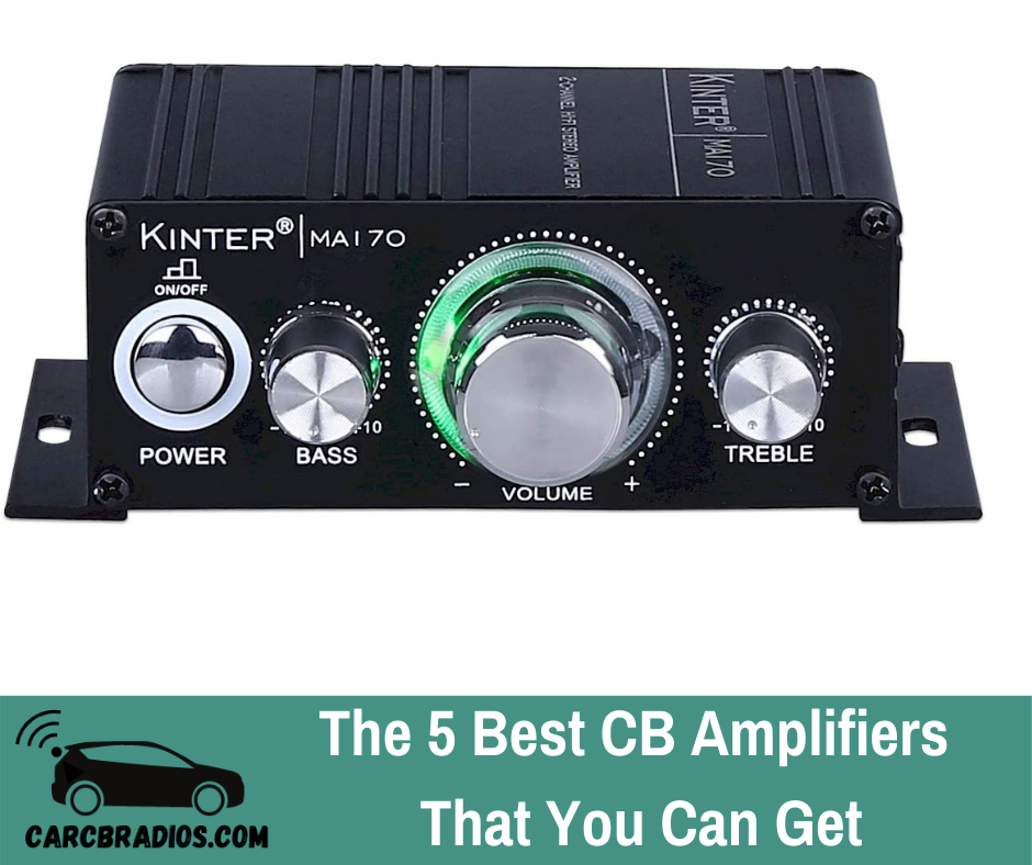 Best CB Amplifiers