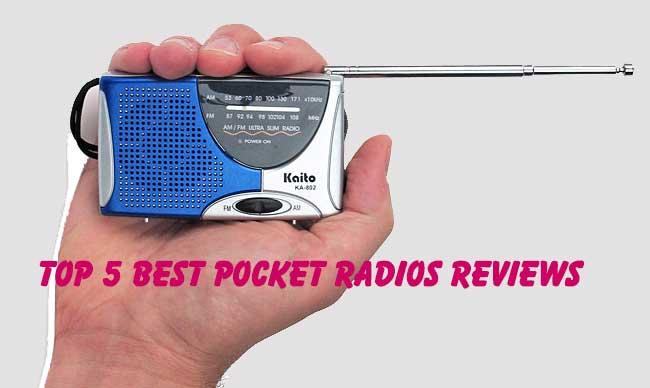 Best Pocket Radios Reviews