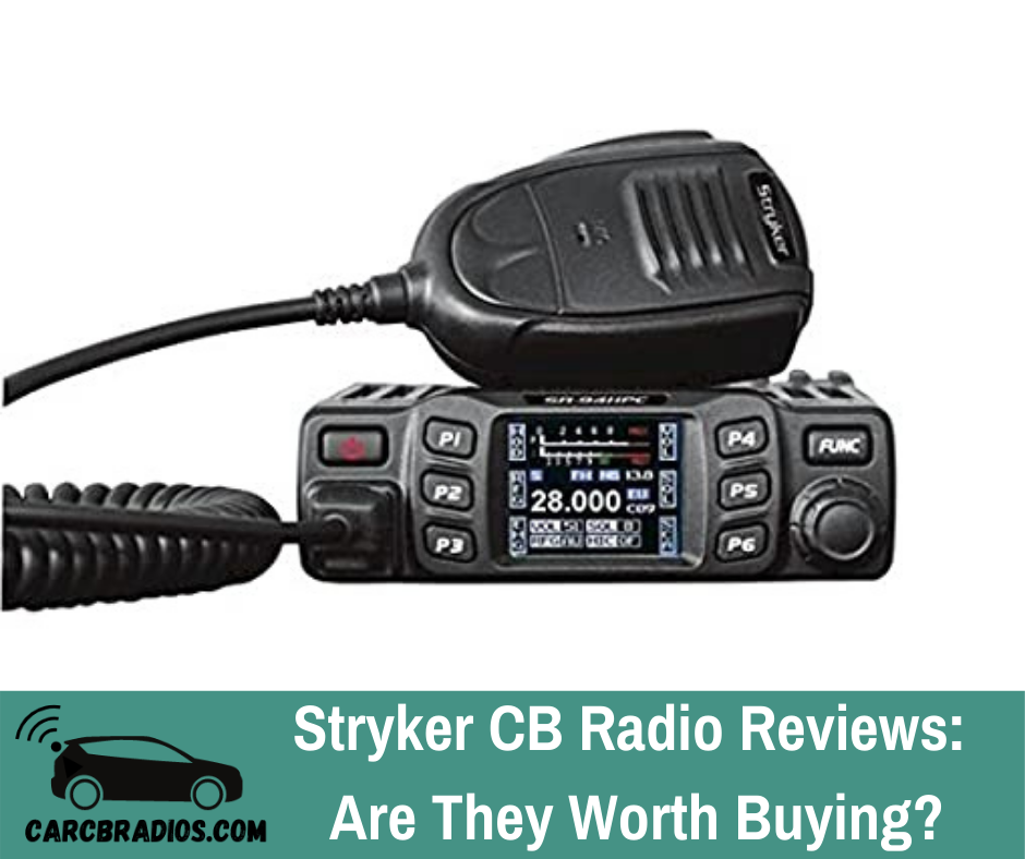 Review: If you are looking to pick up a Stryker CB Radio. Here is an in-depth research article to help you make a good decision.