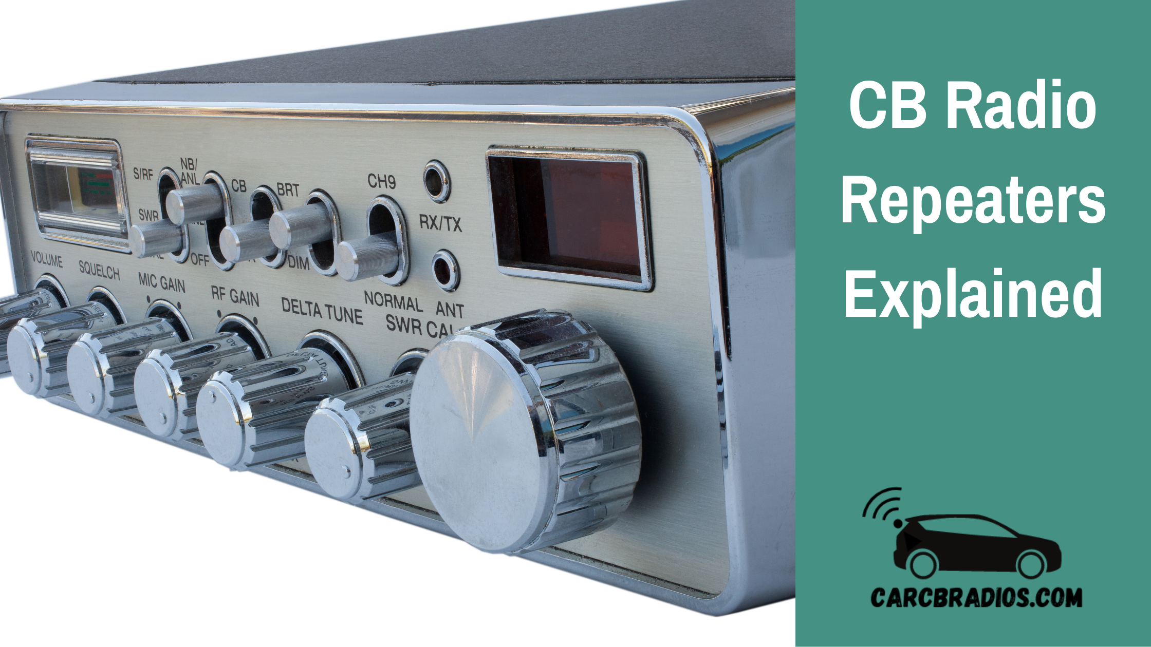 What is a CB Radio Repeater