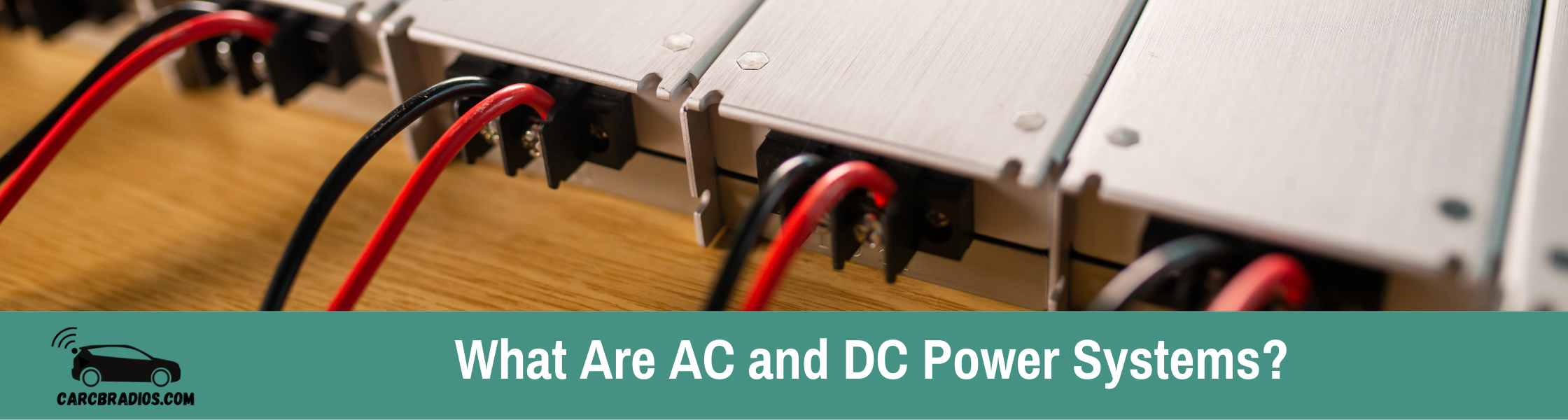 What Are AC and DC Power Systems?: The term AC power system is due to the fact that it uses alternating current. The term DC power system is because direct current flows in a single direction only and there is no alternation of polarity.