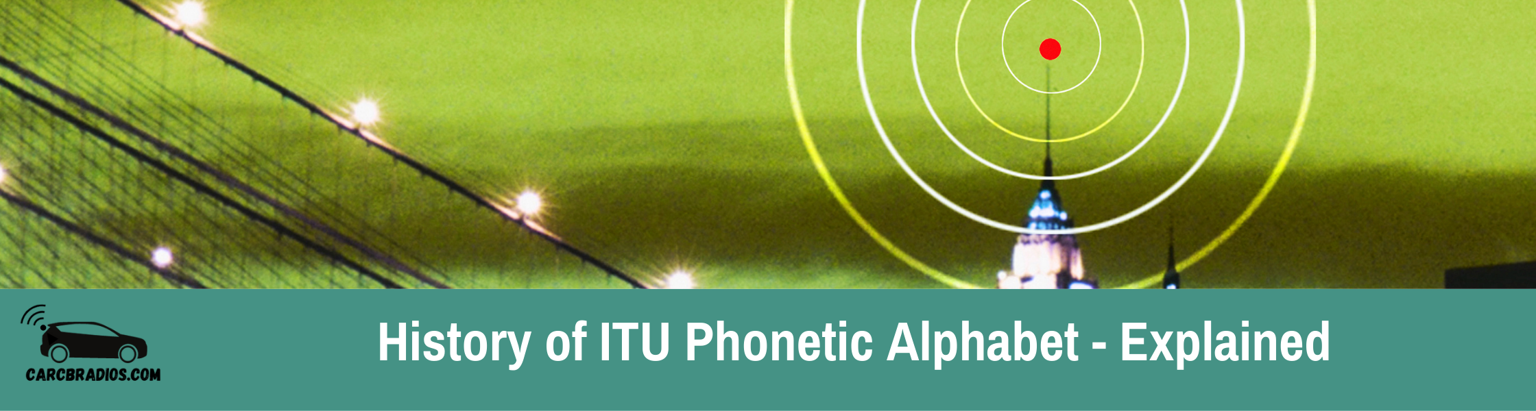 History of ITU Phonetic Alphabet - Explained: ITU phonetic alphabet first appeared in 1913 as a set of six audio frequencies, however, the pronunciation was only based on the English language.