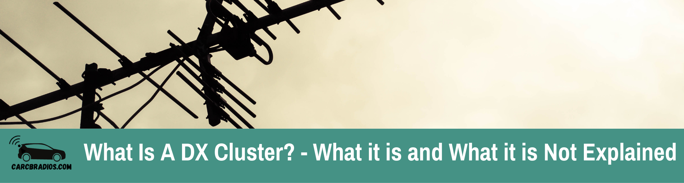 What is a DX Cluster? A DX Cluster is a gathering of nodes that amateur DX hunters can use to communicate about DX they have worked or heard. It's composed of a main computer, which gathers and stores, and distributes information sent by ham radios to it.